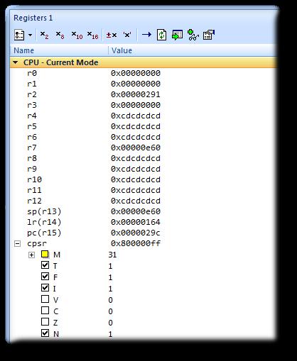 Low-level debugging
